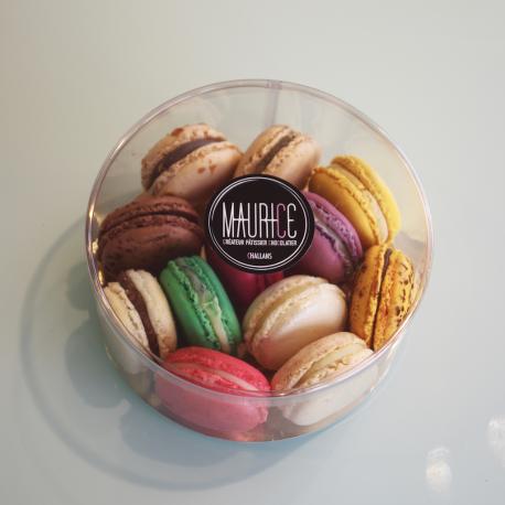 Assortiment 12 Macarons