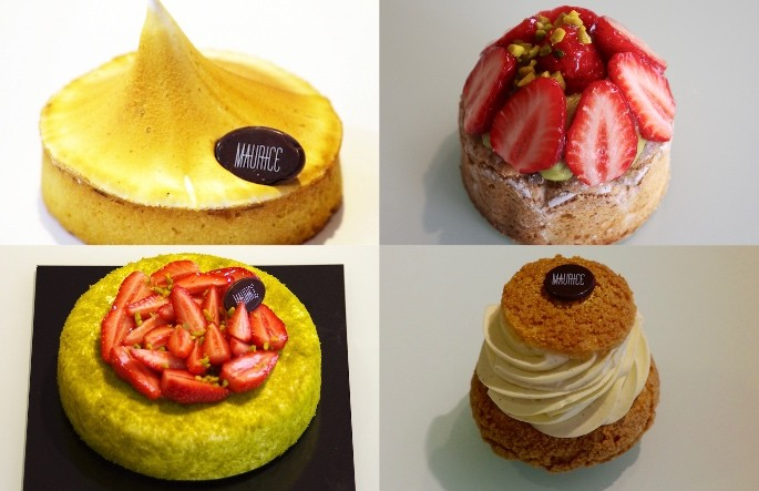 Patisserie du moment